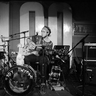 Live at the 100 Club, London 2015