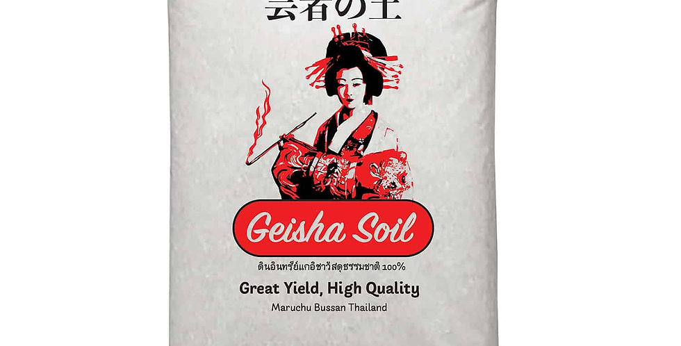 Geisha Supersoil (10 kg)