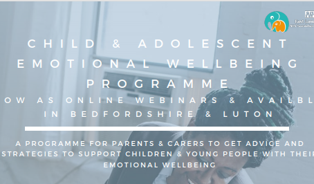 SEND Parent Wellbeing Session