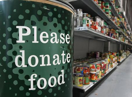 Food Bank Appeal Letter, June 20