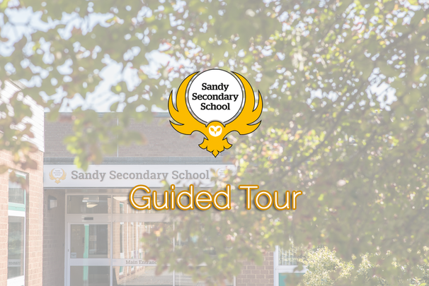 Sandy Guided Tour