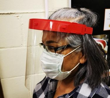 PPE Faceguards