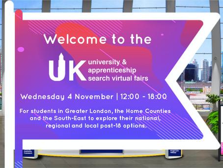 Aspire Virtual University Event
