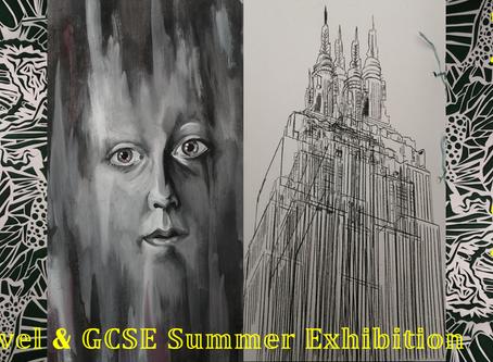 Art Exhibition - GCSE & A Level