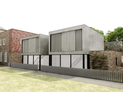 149 Stoke Newington High Street - 3D Vis