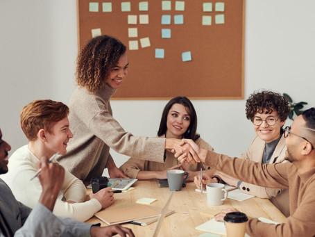 Colaborativismo gera engajamento