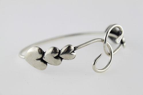 Triple Hearts Bracelet