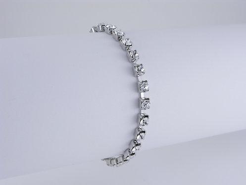 Crystal Rhinestone Bracelet 19ss