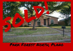 Park Forest North, Plano