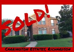 Carrington Estates, Richardson