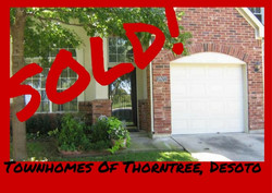 Townhomes Of Thorntree, DeSoto