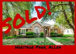 Heritage Park, Allen
