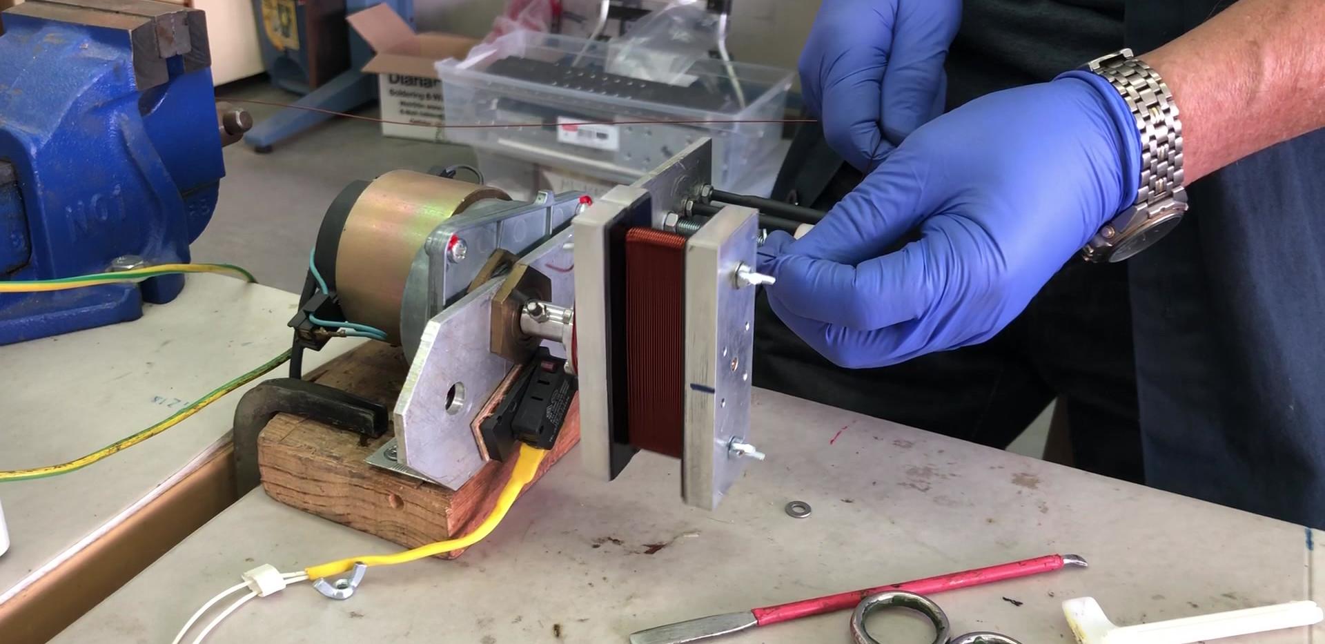wndng a test-coil