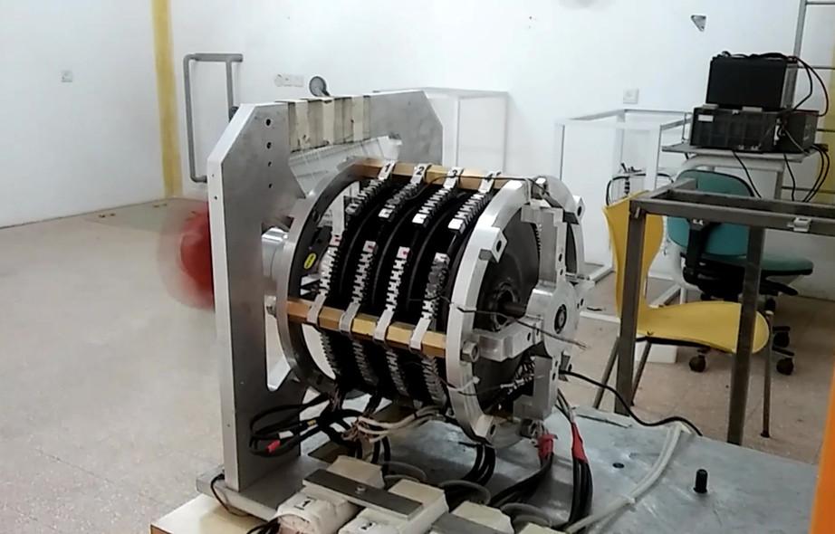 Testing an Independent Modular Drive 50 kW
