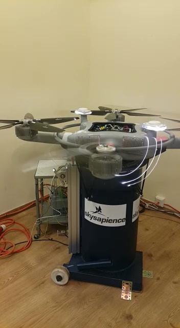 Running ATR motors on UAV