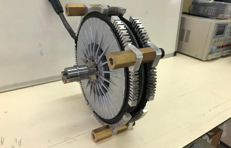 12.5x2 kW amodular alternator