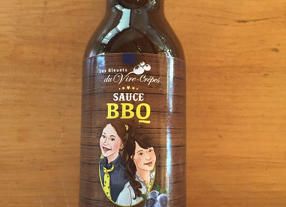 Sauce BBQ aux bleuets - Piquante