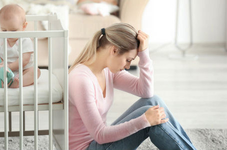 Depressão pós-parto: causas, sintomas