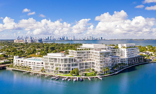 The Ritz-Carlton Residences Miami Beach.