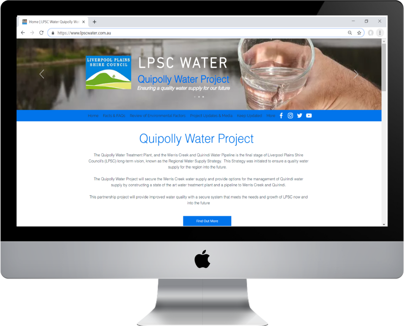 Quipolly Water Project