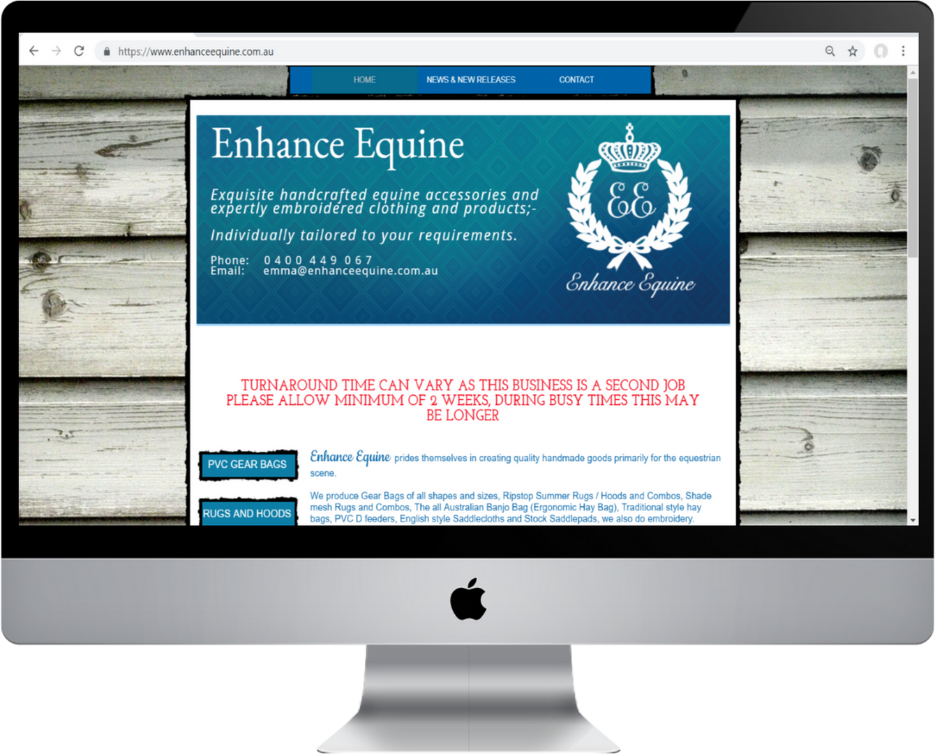 Enhance Equine