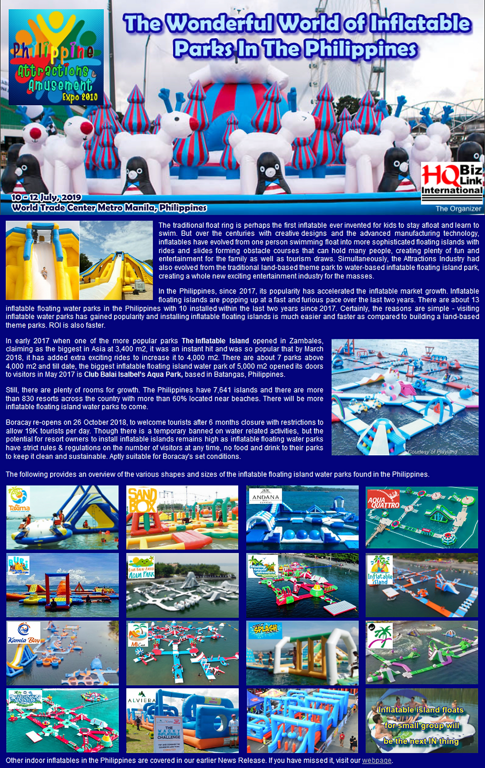 NR11 - PAExpo2019 News Release (Floating