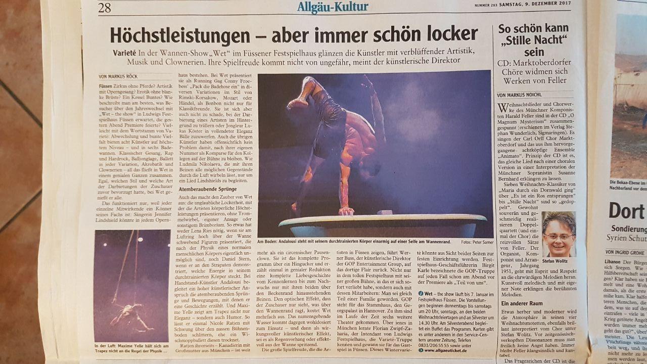 Allgäu Kultur Review