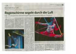 Bonn newspaper review