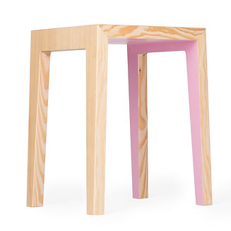 Locally made furniture in vancouver B.C. perfect accent stool for the modern condo. Made frm sustainably sourced materials. ecofurniture vancouver