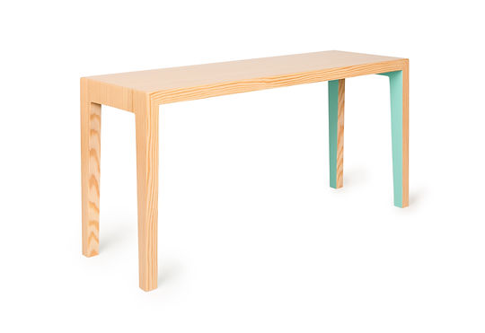 modern bench that is iconic west coast madern design, mae in Vancouver B.C. yaletown furniture, false creek furniture