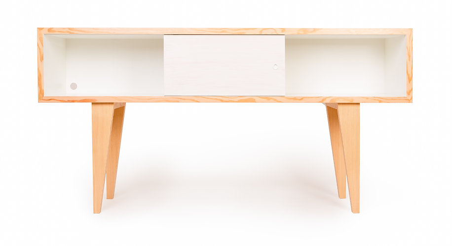 the perfect media console for the modern yaletown condo, made from sustainable materials to be some of the best eco furniture in vancouver b.c.