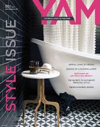 Yam magazine and shipway living design