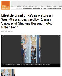 edmonton journal, shipway living design, romney shipway
