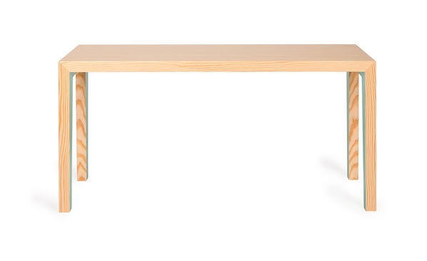 eco friendly bench for the modern condo, made in Vancouver B.C. This is modern local furniture perfect for an east van condo or a kitsilano home
