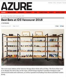 azure magazine, shipway living design, romney shipway