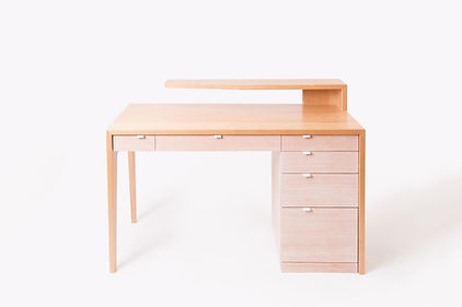 Custom made designer desk, that is designed for creative professionals. Made in Vancouver B.C.