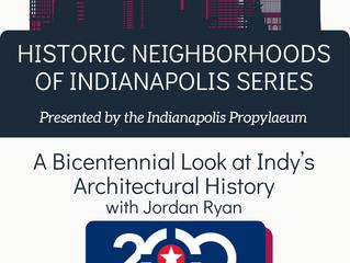 Historic Neighborhoods of Indianapolis