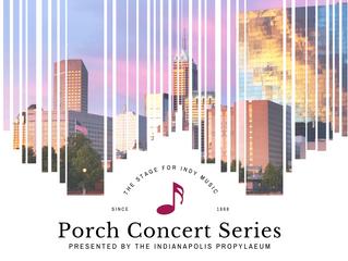 Propylaeum Porch Concert Series