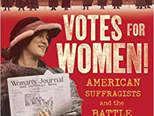Women's Suffrage Books
