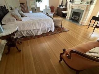 Bridal Suite Flooring and Bathroom repair