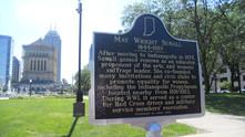May Wright Sewall State Historical Marker Dedication