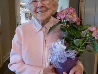 Remembering Helen Rudesill