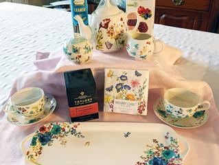 Women's Literary Tea a Huge Success