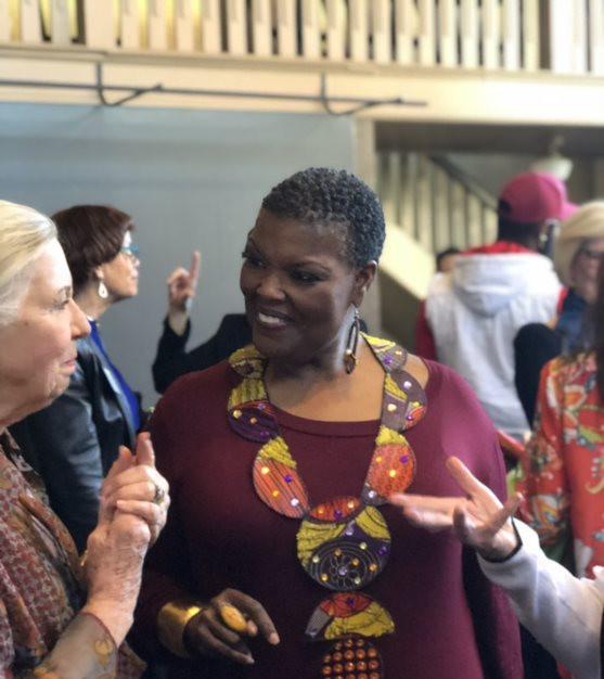 WES Speaker Angela Brown