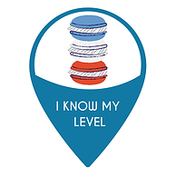 Know level French pin.png