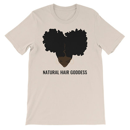 Darkskin Goddesses Cream T-Shirt