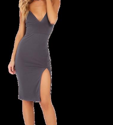 V Line Dress
