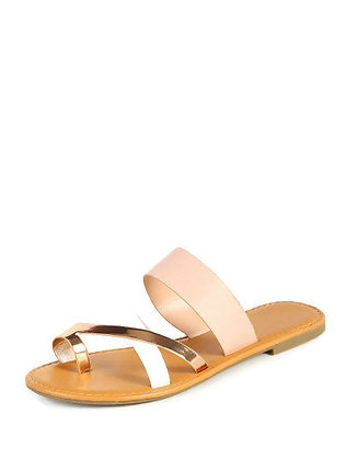 Pretty In Pink Sandals