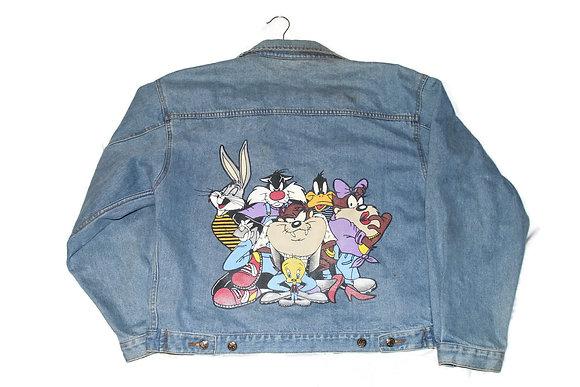 Looney Tunes Retro Jean Jacket