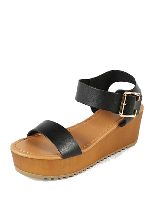 Single Strap Wedge